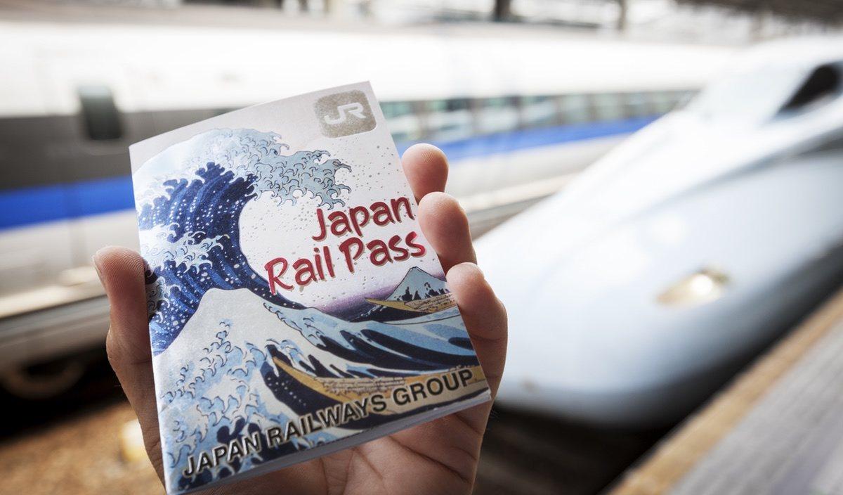 El Japan Rail Pass es la forma más barta