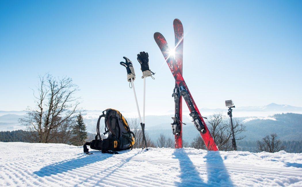 10 cosas que necesitas para ir a esquiar