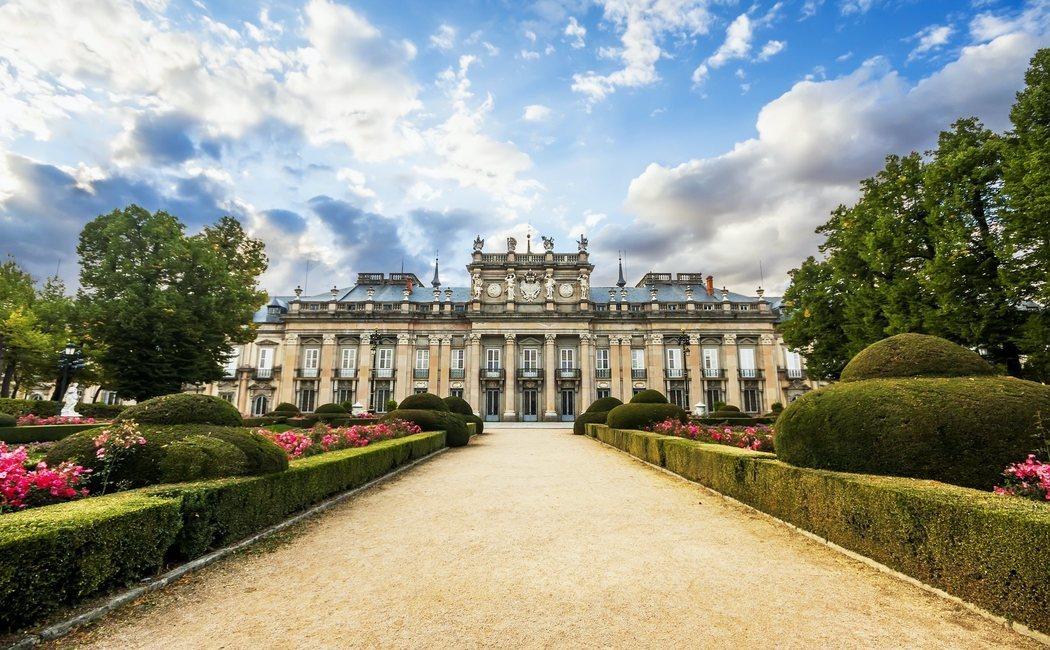 Qué ver y cómo llegar al Palacio Real de la Granja de San Ildefonso