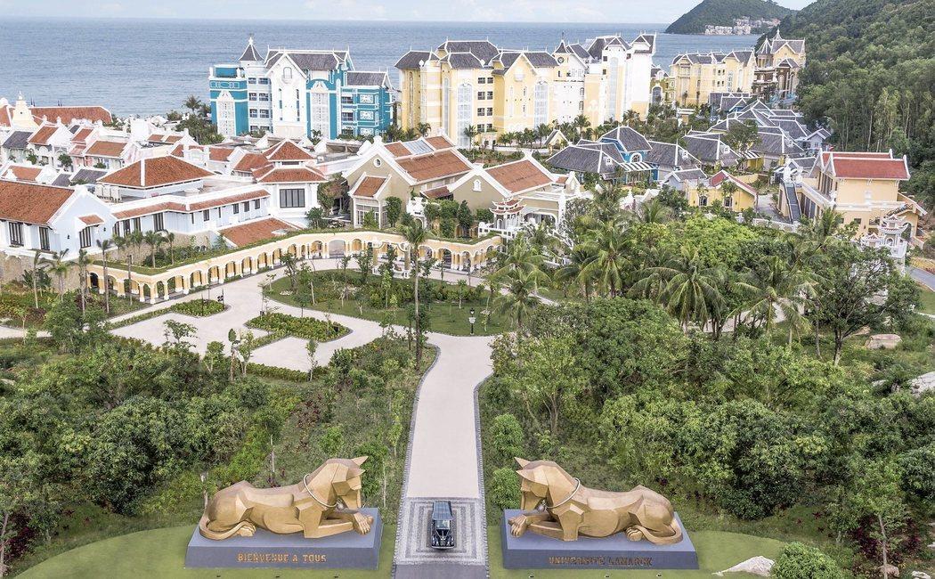 JW Marriott Phu Quoc Emerald Bay, un resort único en un enclave único