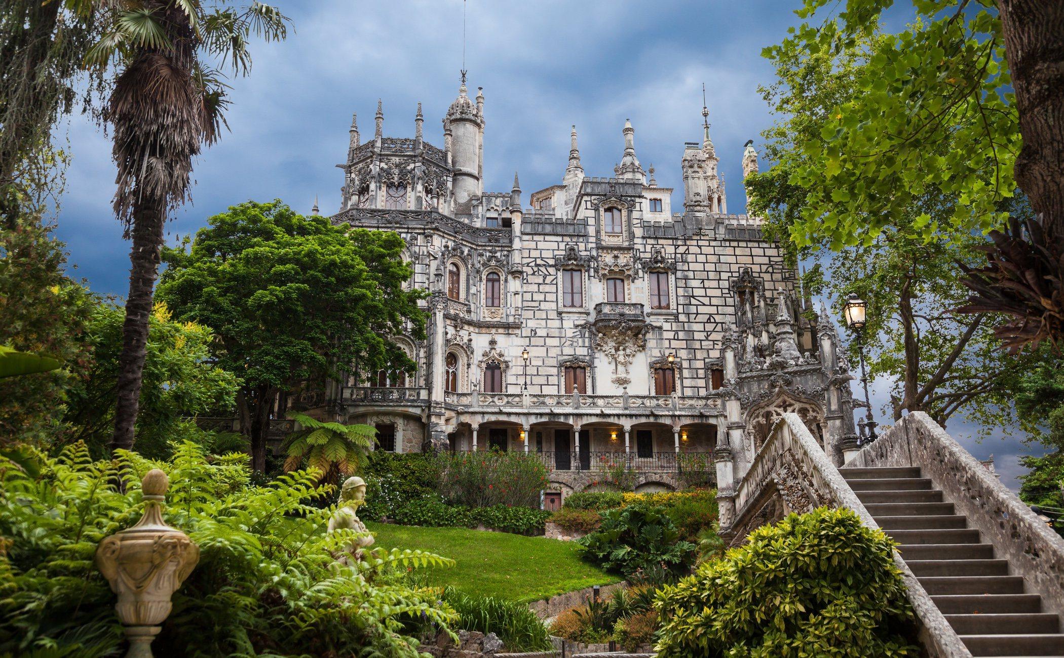 Quinta da Regaleira: El monumento más asombroso, misterioso y desconocido de Sintra