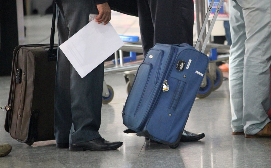 Líquidos en el equipaje de mano si viajas en avión