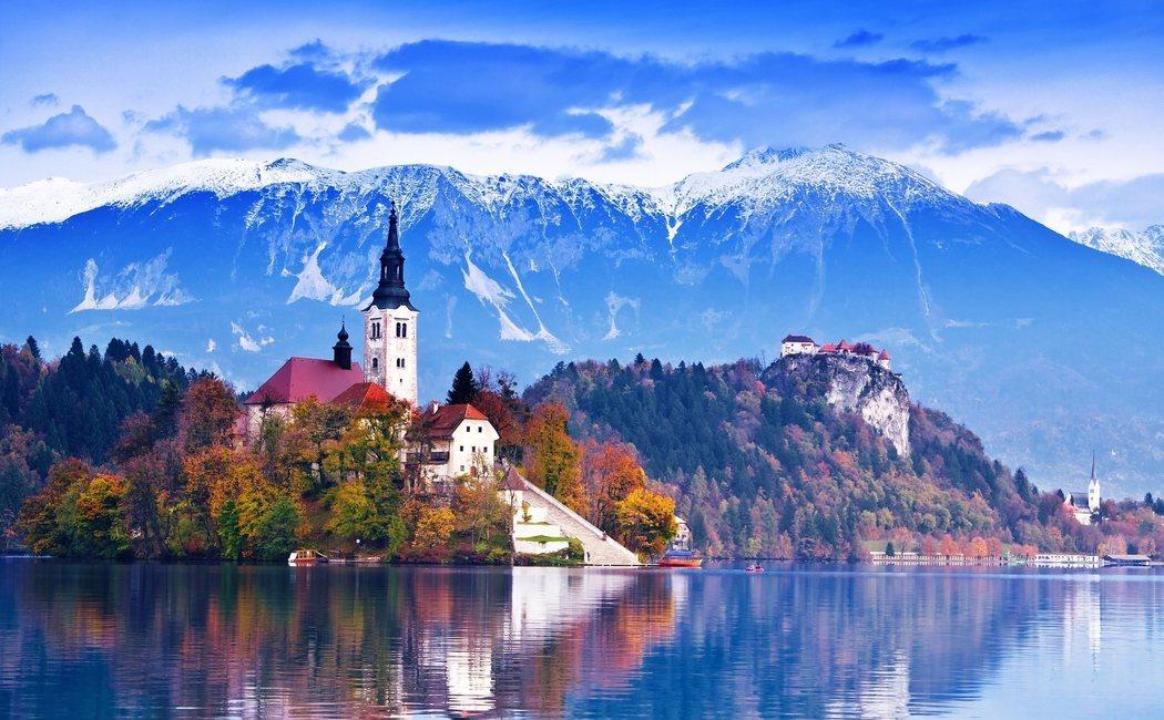 Conoce Bled, la isla de las bodas