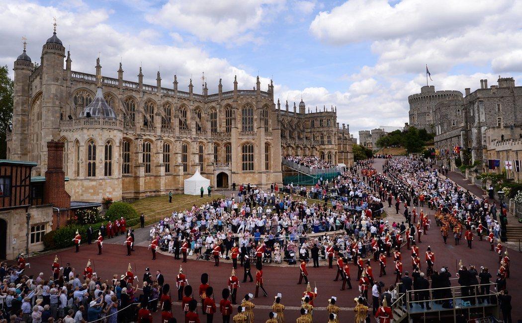 Conoce el Castillo de Windsor, escenario de las bodas de la Familia Real Británica