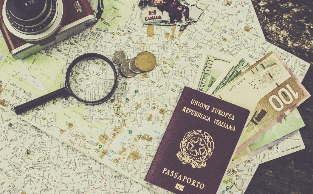 Cómo hacerte un pasaporte de urgencia