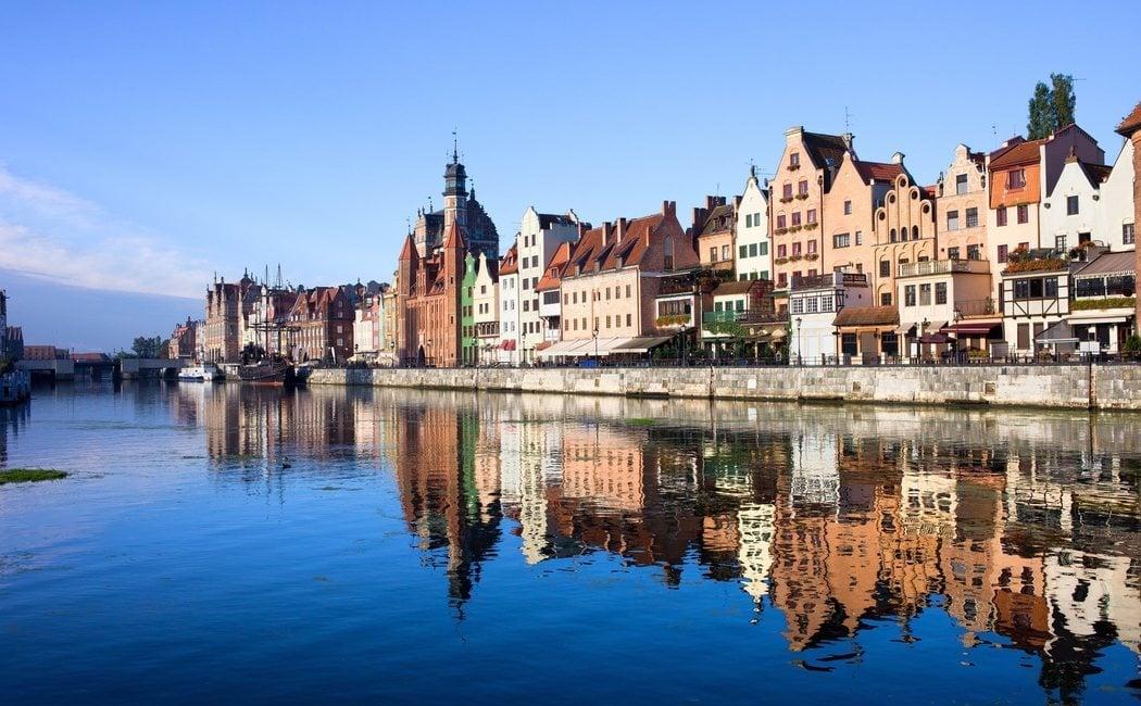 Qué ver en Gdansk, la ciudad costera de Polonia
