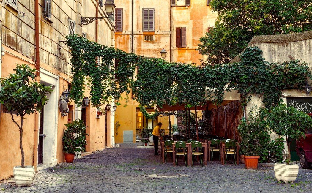 Qué ver en el barrio de Trastevere en Roma