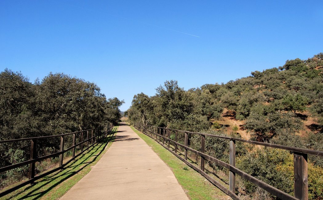 Vías Verdes: las vías de ferrocarril reconvertidas en senderos de paseo