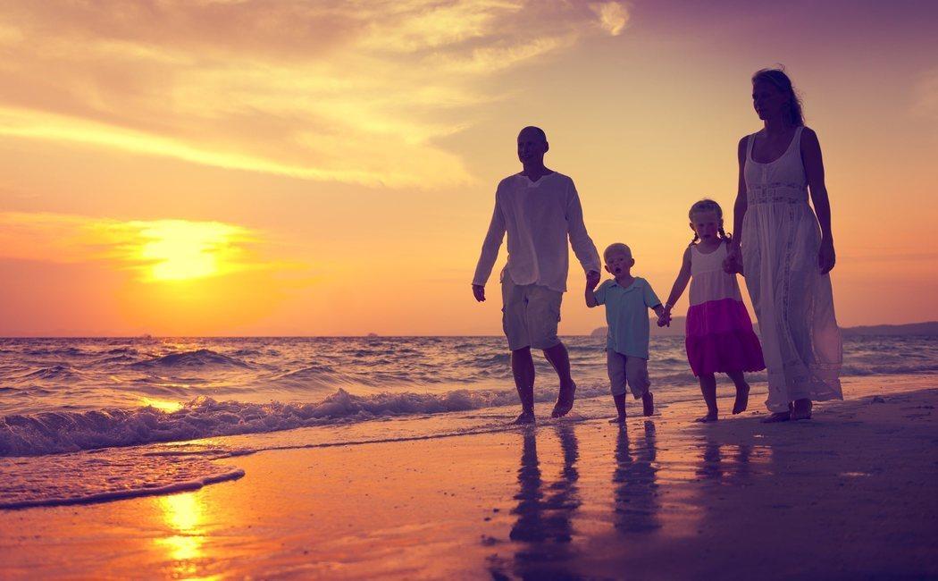5 consejos para superar con éxito unas vacaciones en familia