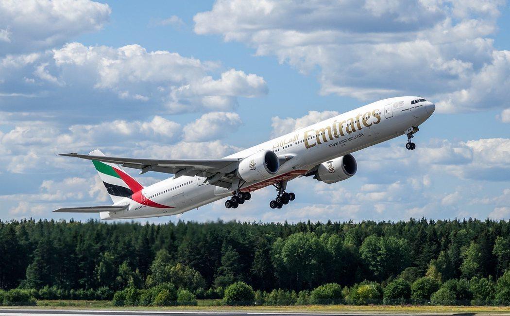 Normas de Emirates con el equipaje de mano