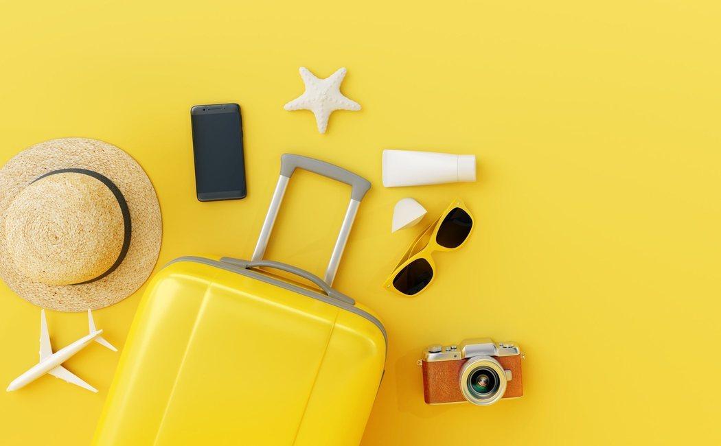 Todo lo que tienes que llevar en tu maleta para tus vacaciones en la playa