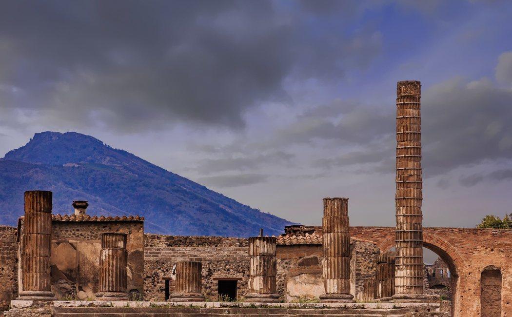 Cómo llegar y qué ver en Pompeya, la ciudad del Vesubio