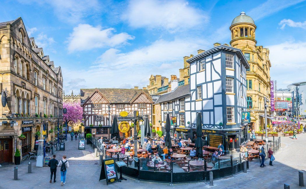 Qué ver en Manchester: un paseo por los 10 lugares más turísticos de esta ciudad industrial