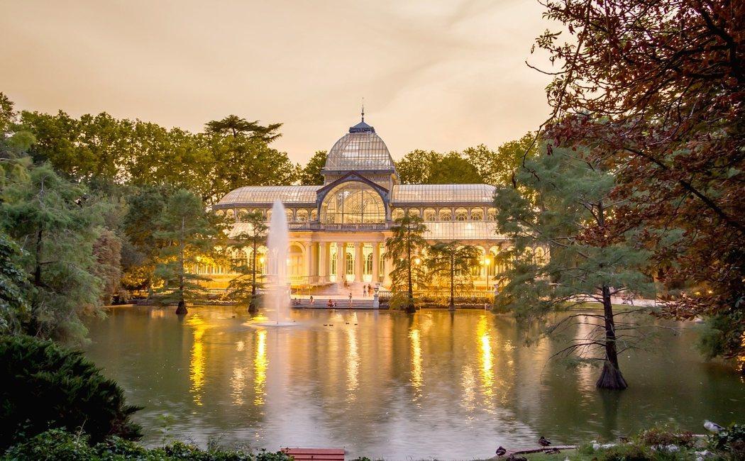 Palacio de Cristal: visita este curioso edificio de El Retiro de Madrid