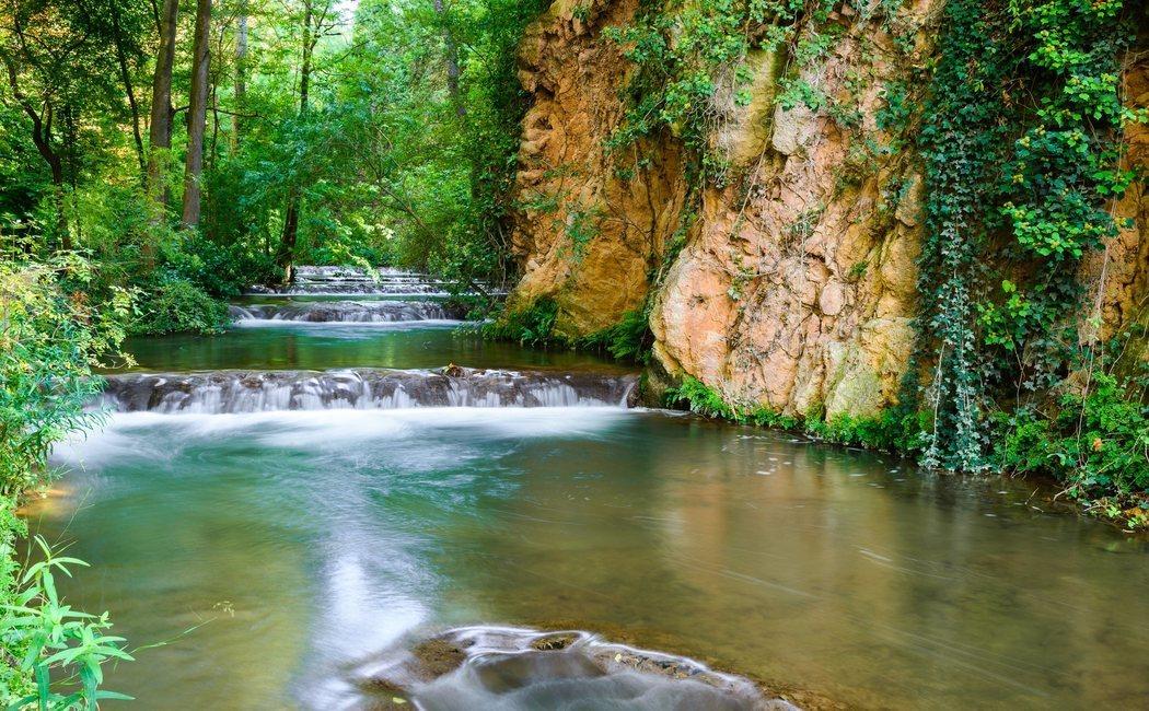 El Parque Natural del Monasterio de Piedra, una visita obligada en la provincia de Zaragoza