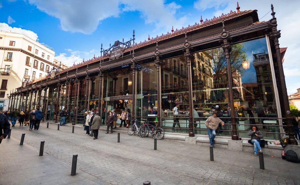 Del Mercado de San Miguel al de San Antón: ruta por los mercados más chic de Madrid