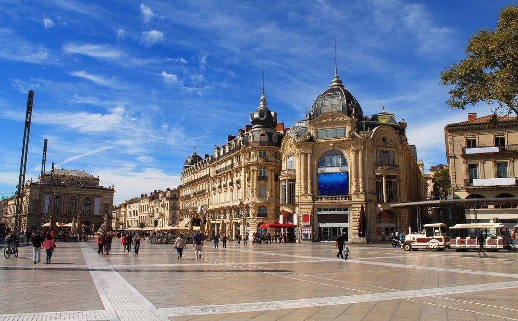 Qué ver en Montpellier: un paseo por los lugares más turísticos de esta ciudad francesa