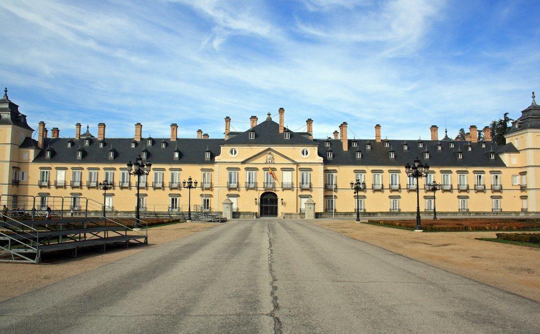 Conoce el Palacio de El Pardo, una residencia real de larga historia en Madrid