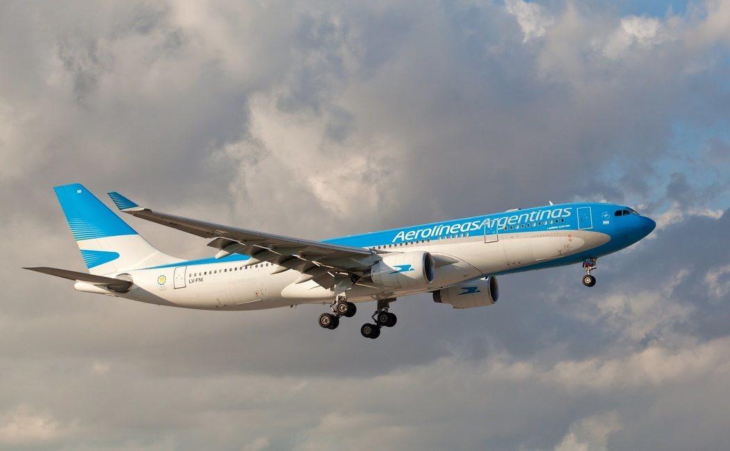 Normas de Aerolíneas Argentinas con el equipaje de mano
