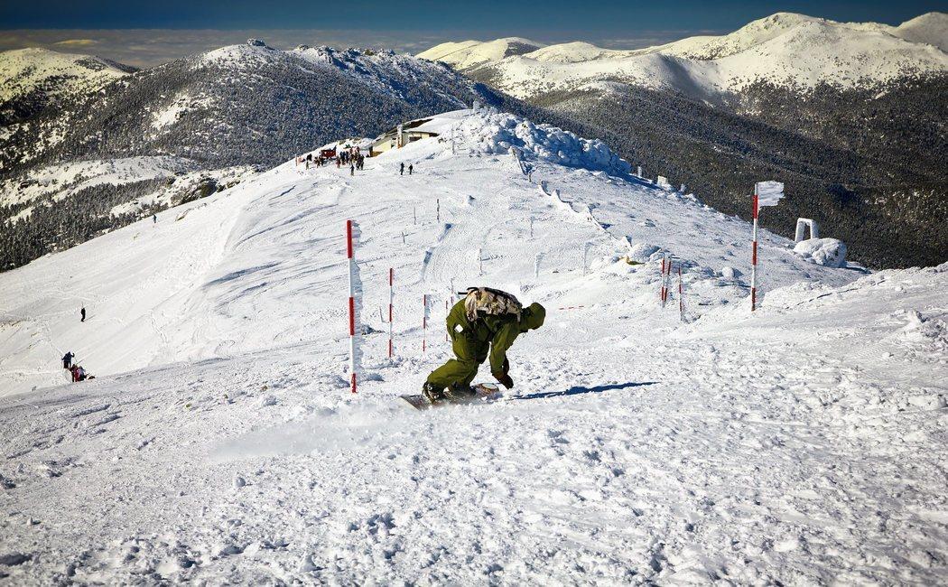 Las mejores estaciones de esquí del Sistema Central