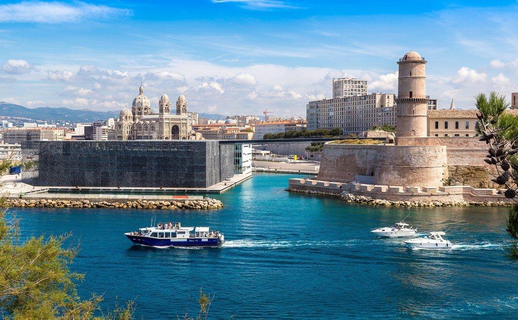 Qué ver en Marsella: una auténtica joya histórica de la Costa Azul
