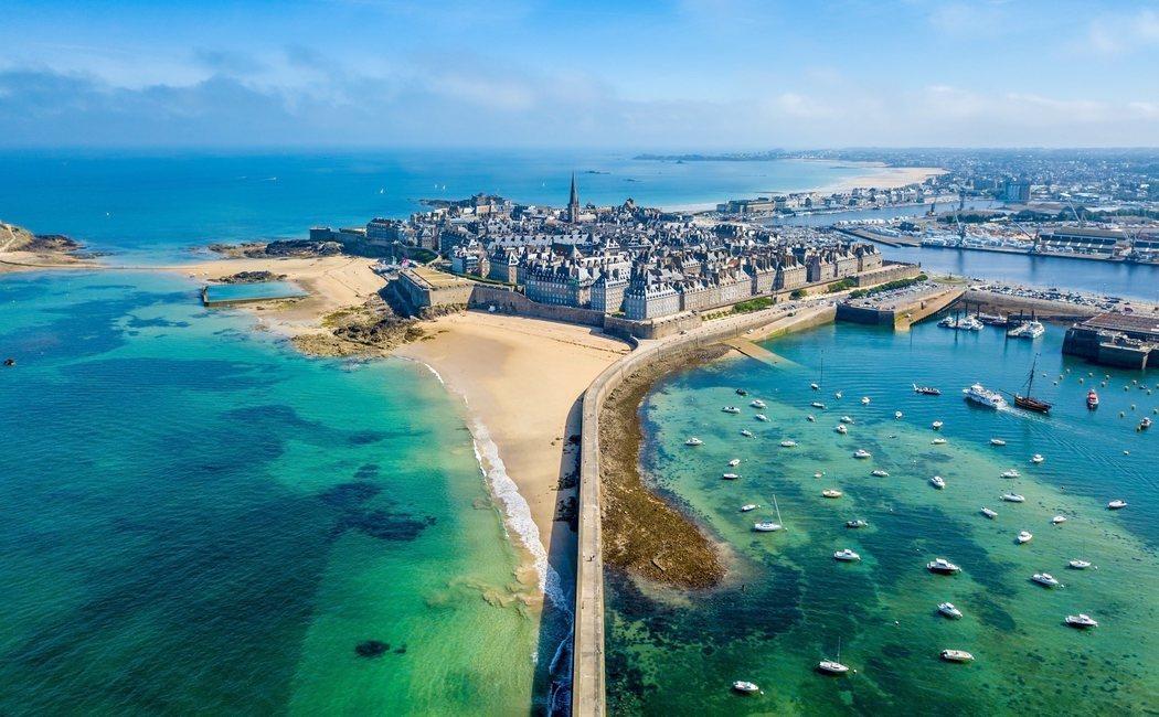 Qué ver en Saint-Malo, la ciudad corsaria de la Bretaña francesa