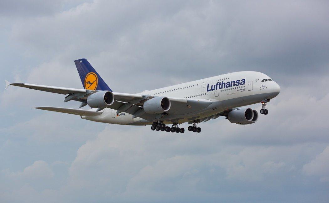 Normas de Lufthansa con el equipaje de mano