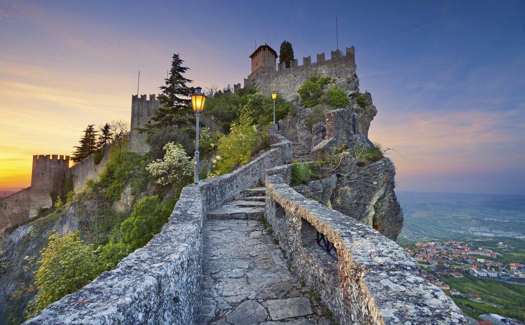 Qué ver en San Marino, un pequeño país rodeado por Italia