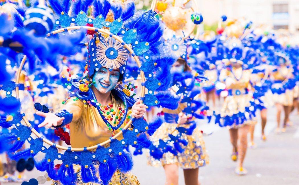 Tres destinos de España donde pasar Carnaval