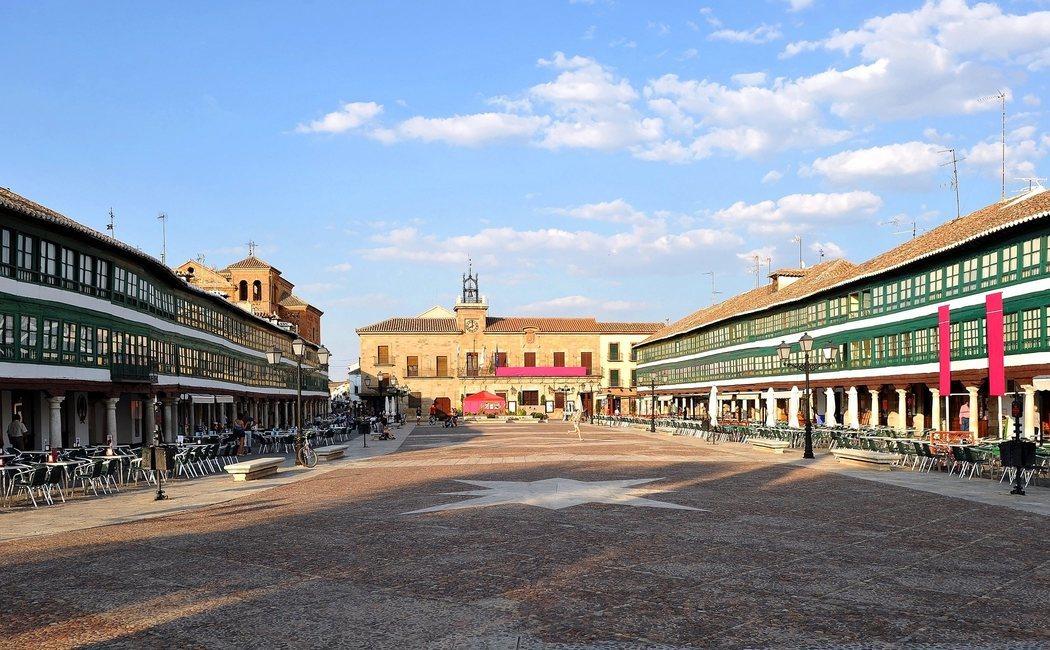 Qué ver en Almagro, el pueblo del teatro y el encaje