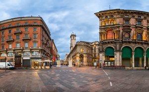 Dónde comprar y dónde comer en Milán