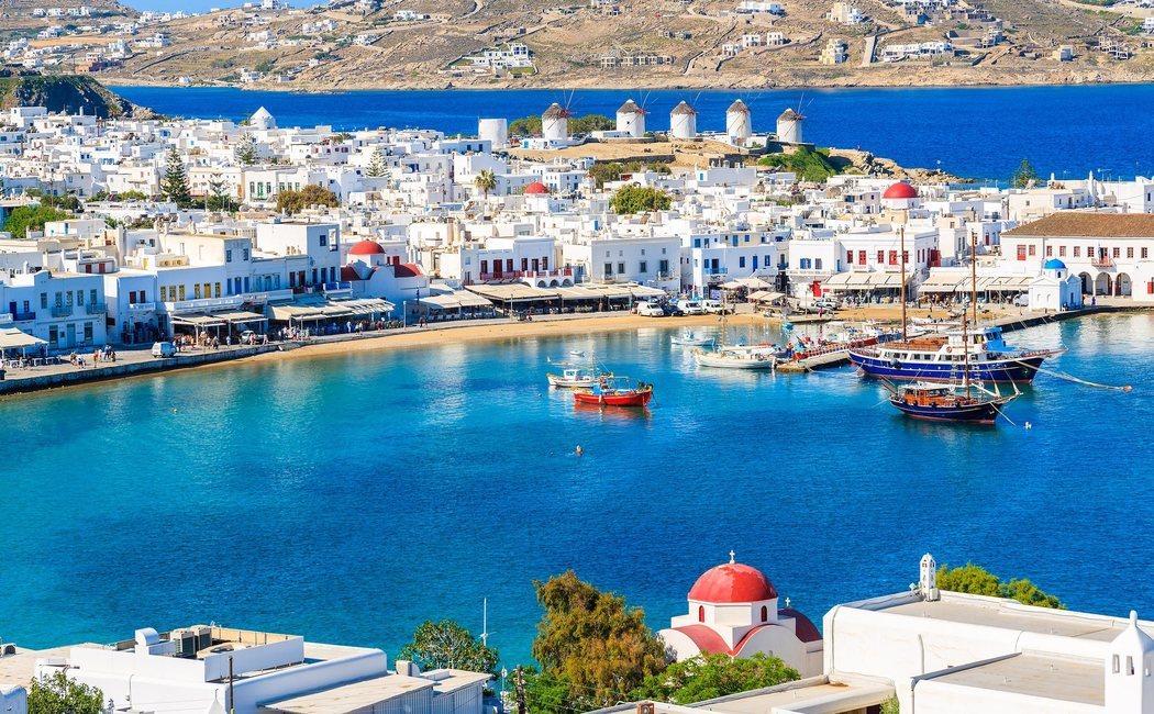 Santorini o Mykonos: ¿Qué isla es mejor para visitar?