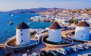 Mykonos en un día: qué ver, dónde ir y dónde comer