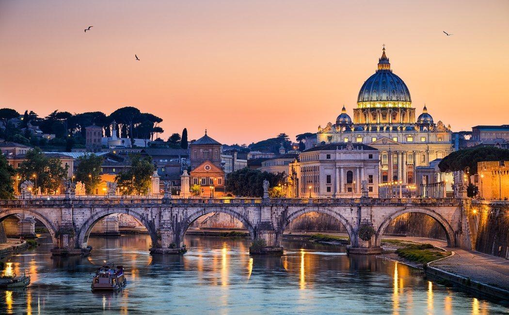 El peregrinaje de las siete iglesias de Roma, una ruta para visitar las basílicas más importantes de la ciudad