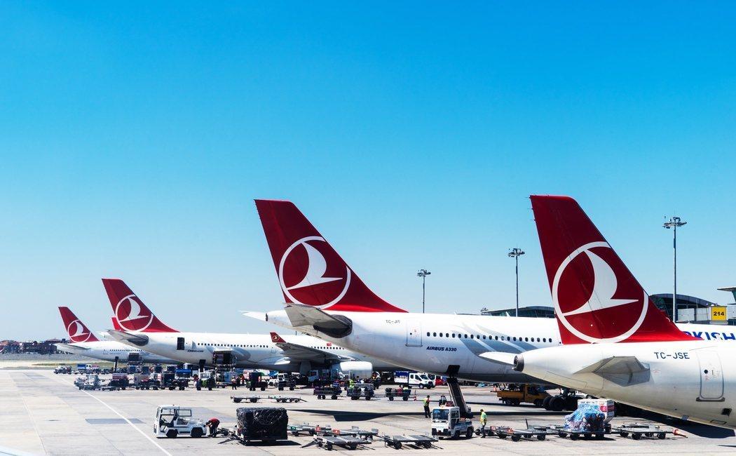 Normas de Turkish Airlines con el equipaje de mano