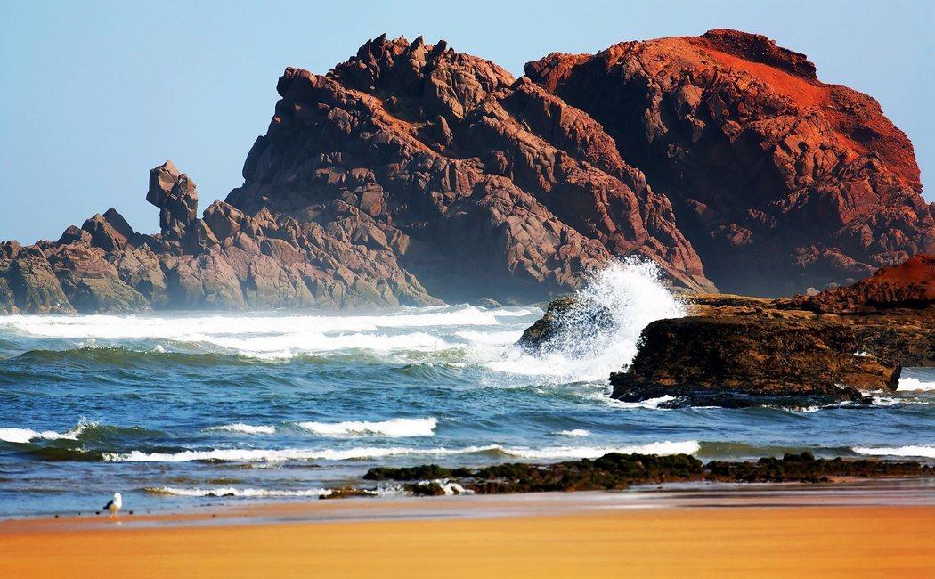 8 destinos de la costa mediterránea y la costa atlántica para descubrir Marruecos