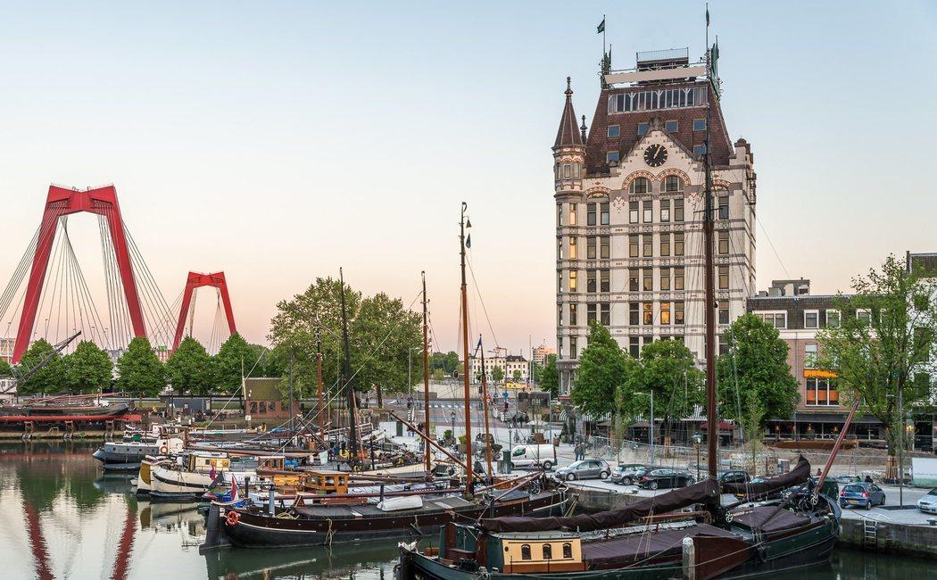 Descubre los monumentos de Rotterdam que sobrevivieron a la Segunda Guerra Mundial
