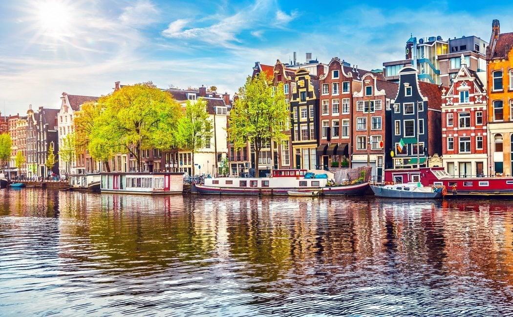 El tiempo en Ámsterdam, ¿qué ropa llevar?