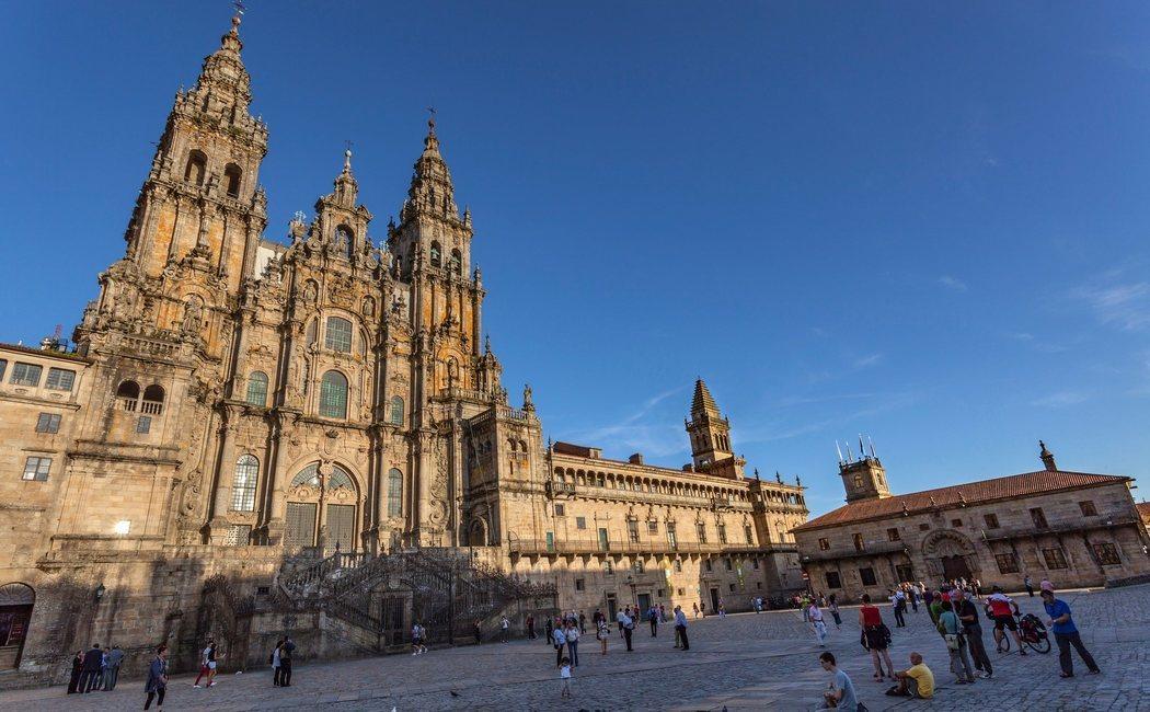 Qué rituales siguen los peregrinos al llegar a Santiago de Compostela