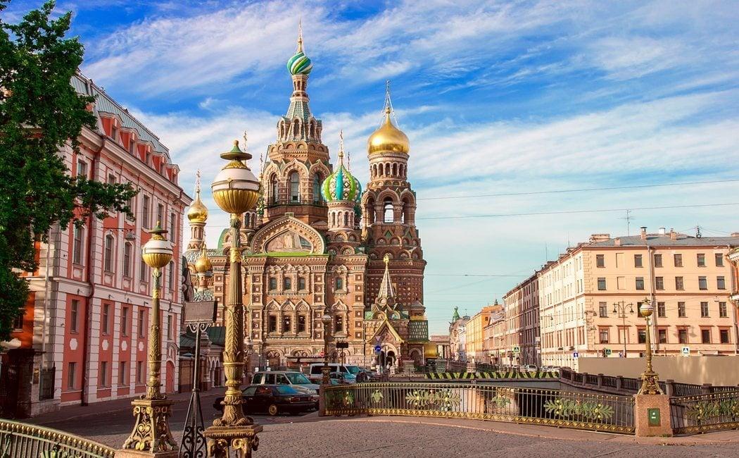 Qué ver en San Petersburgo