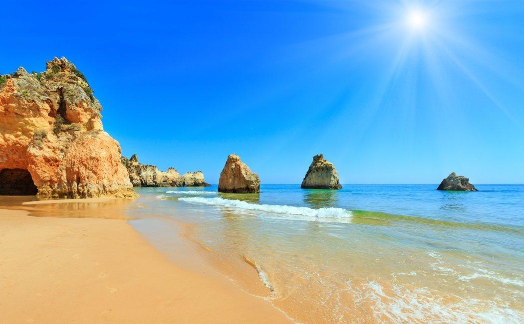 Las 5 mejores playas del Algarve