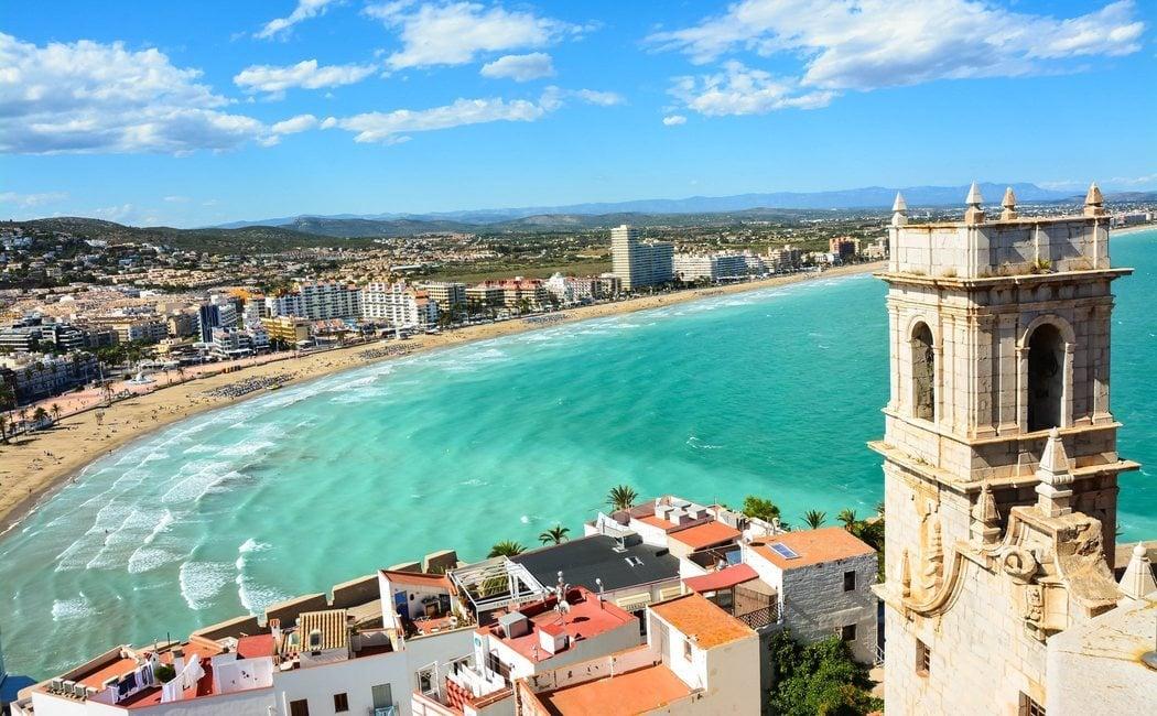 Las 10 playas de Peñíscola: arenales y calas para disfrutar del Mediterráneo