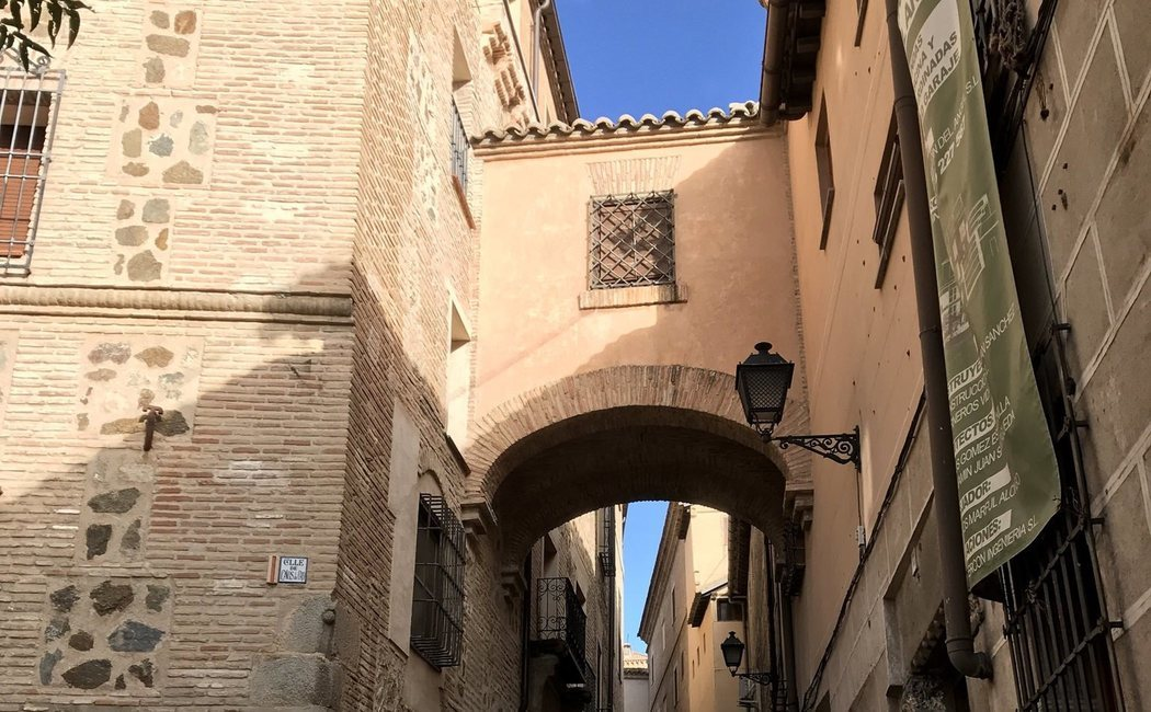 Ruta por los cobertizos de Toledo