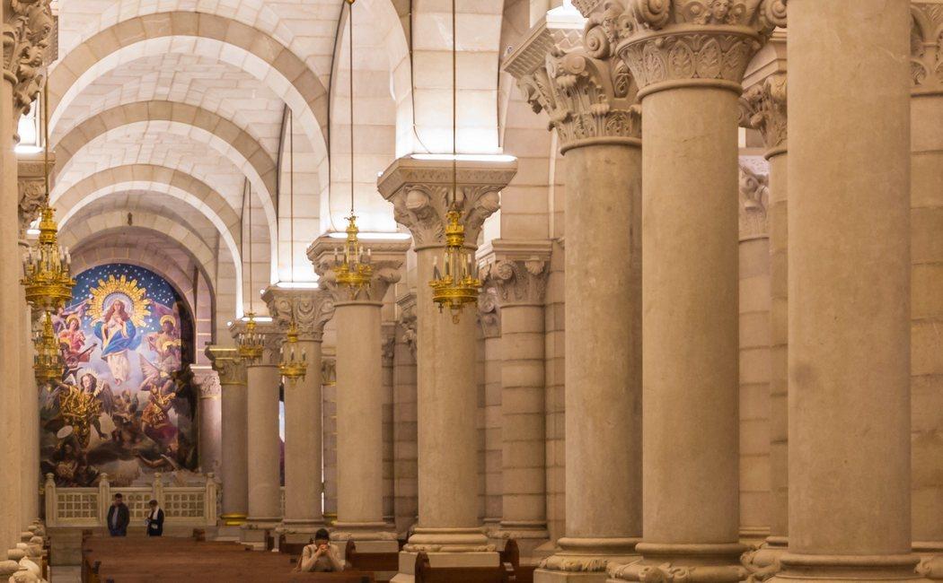 La Cripta de la Almudena, el secreto mejor guardado de Madrid