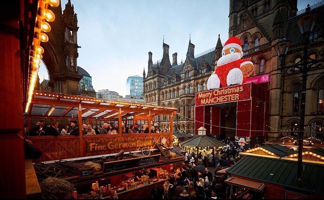 7 Mercadillos navideños de Reino Unido que tienes que descubrir