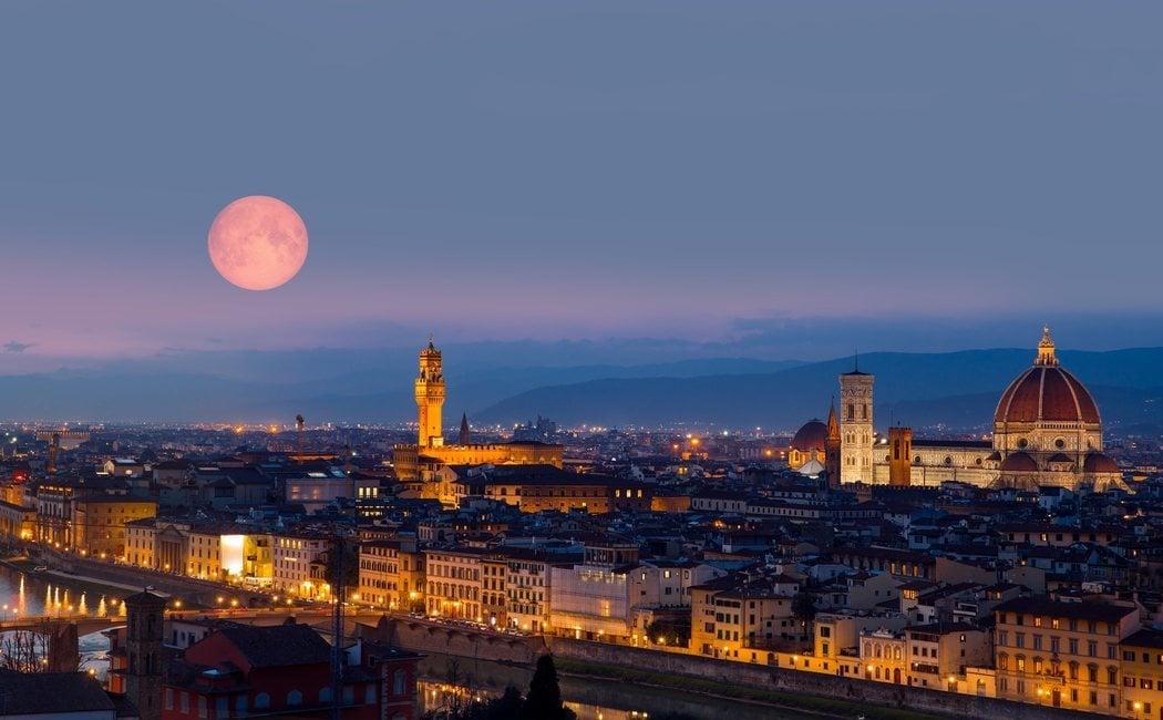 El tiempo en Florencia, ¿qué ropa llevar?