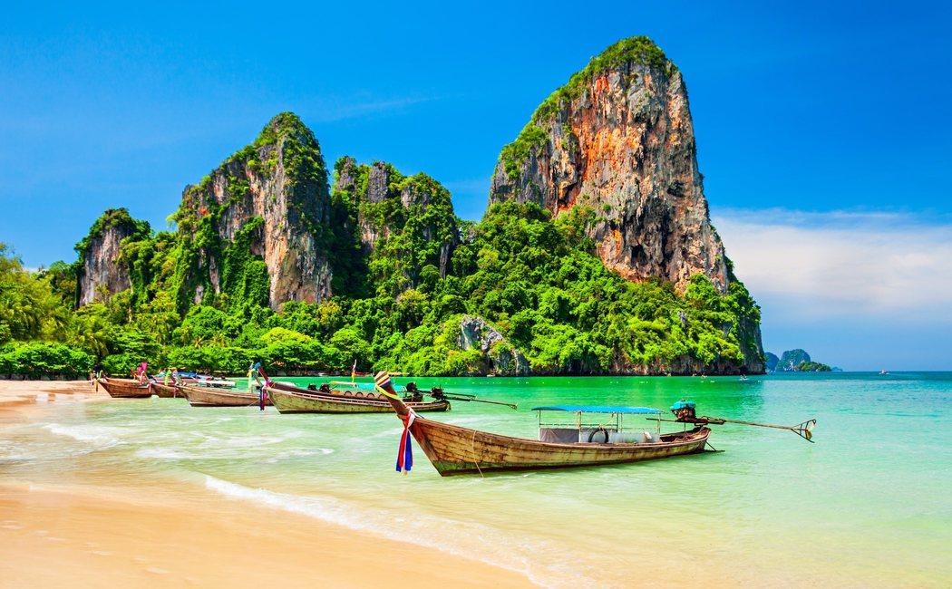 La bahía y las 9 mejores islas de Tailandia que tienes que visitar