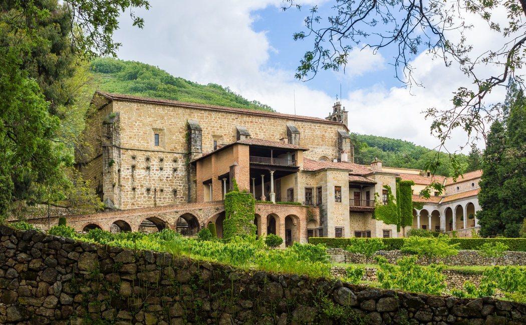 El Monasterio de San Jerónimo de Yuste, última morada del emperador Carlos V