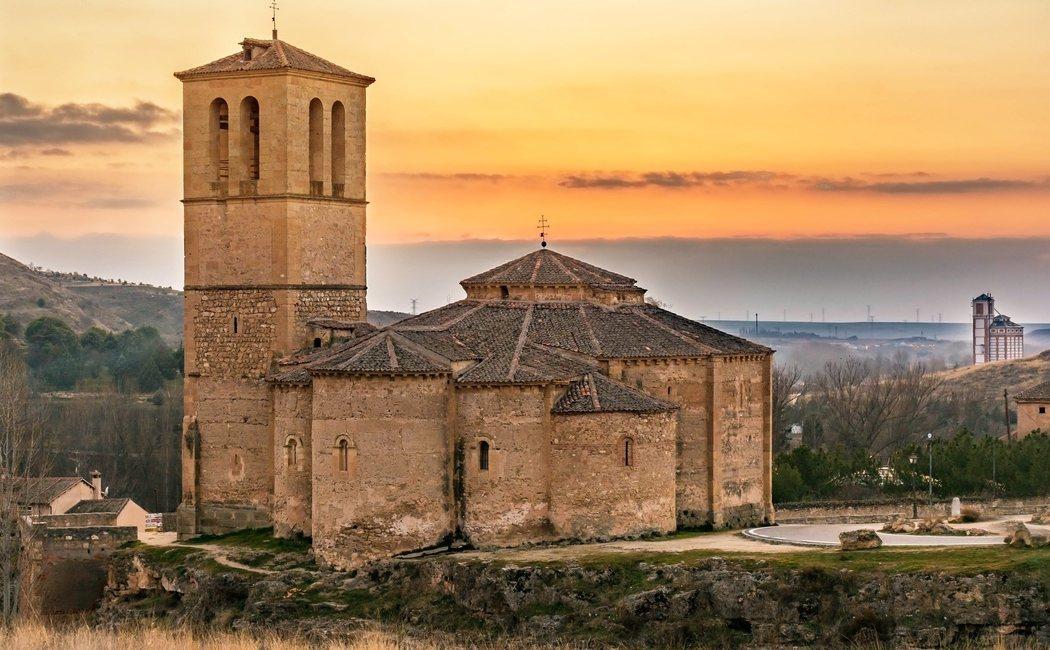 Los 10 monumentos templarios más legendarios e impresionantes de España