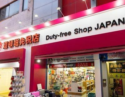 Cómo comprar sin impuestos (tax free) en Japón
